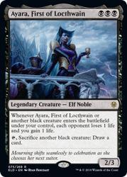 FOIL Kenrith NearMint the Returned King ~ Buy a Box Throne of Eldraine