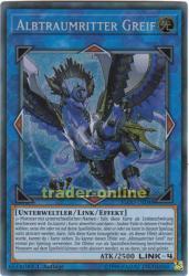 Auflage Albtraumritter Goblin 1 Ultra Rare FLOD-DE044 Yu-Gi-Oh Deutsch