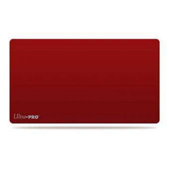 Ultra Pro Spielmatte (ca. 61x34cm) - Rot