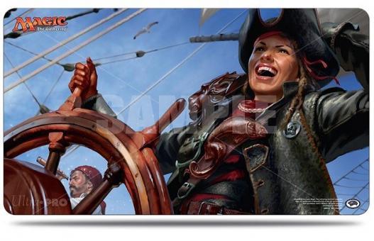 Captain Lannery Storm Playmat (Ixalan)