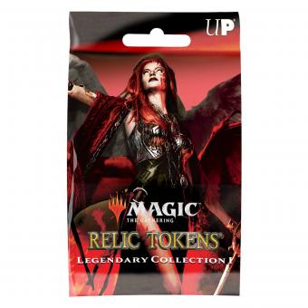 Ultra Pro Relic Token Pack - Legendary Collection Magic: The Gathering