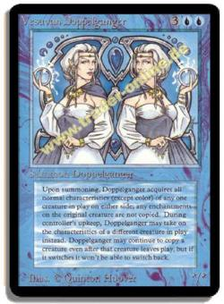 Vesuvan Doppelganger, Collectors