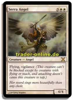 Serra Angel Trader Online De Magic Amp Yu Gi Oh Trading