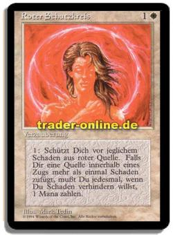 Roter Schutzkreis (Circle of Protection: Red)