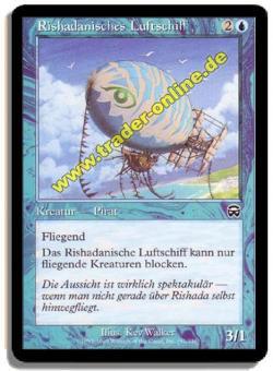 Rishadanisches Luftschiff