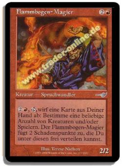 Flammbogen-Magier