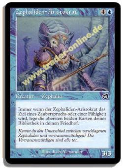 Zephaliden-Aristokrat