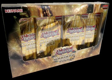 Maximum Gold Tuckbox deutsch 1. Auflage