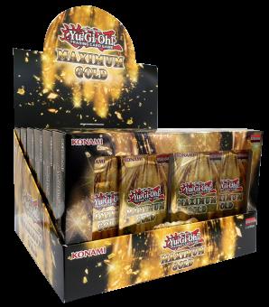 Maximum Gold Display Box deutsch 1. Auflage
