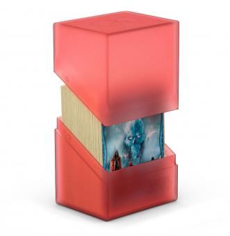 Ultimate Guard Box - Boulder Deckbox 80+ - Rubin