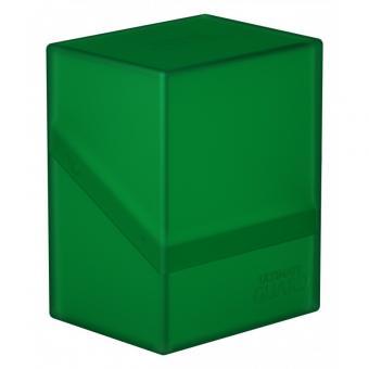 Ultimate Guard Box - Boulder 80+ - Smaragd
