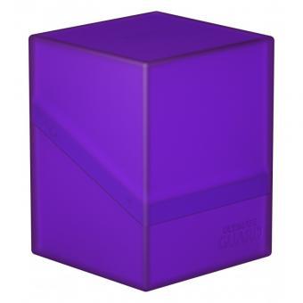 Ultimate Guard Box - Boulder 100+ - Amethyst