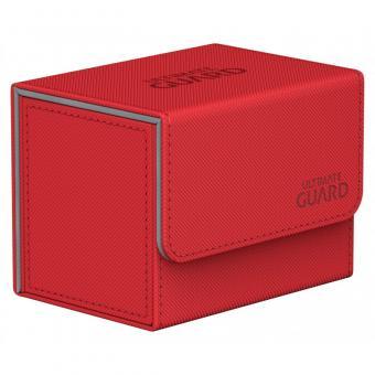 Ultimate Guard Box - Sidewinder 80+ - XenoSkin Rot