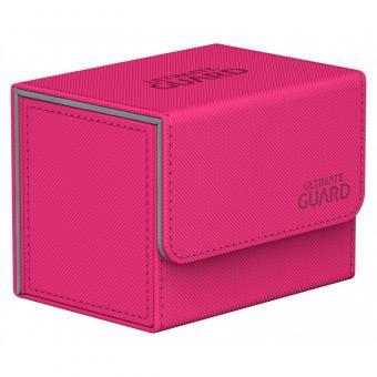 Ultimate Guard Box - Sidewinder 80+ - XenoSkin Pink