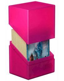 Ultimate Guard Box - Boulder Deckbox 80+ - Rhodonite