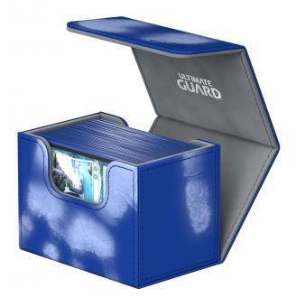Ultimate Guard Box - Sidewinder 80+ - ChromiaSkin Blau