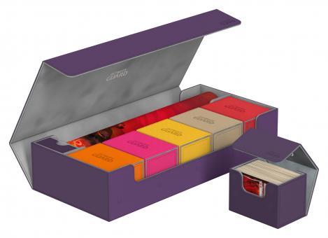 Ultimate Guard Box - Superhive 550+ - XenoSkin Violett