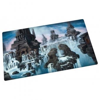 Ultimate Guard Motivspielmatte (ca. 61x35cm) - Lands Edition ll Insel