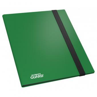 Ultimate Guard Binder - FlexXfolio 18-Pocket - Grün