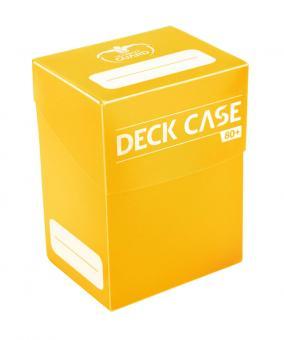 Ultimate Guard Deckbox 80+ - Gelb