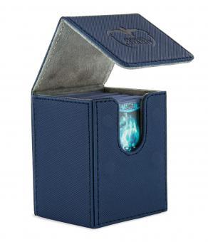 Ultimate Guard Box - Flip Deckbox 100+ - XenoSkin Blau