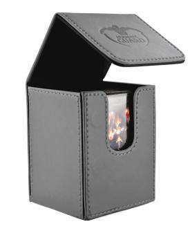 Ultimate Guard Box - Flip Deckbox 100+ - Grau
