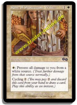Rune of Protection: White