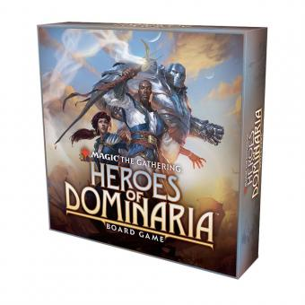 Magic: The Gathering: Heroes of Dominaria Board Game Standard Edition (EN)