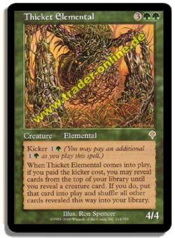 Thicket Elemental