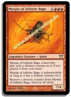 Myojin of Infinite Rage