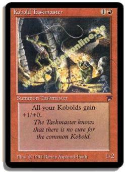 Kobold Taskmaster, ital.