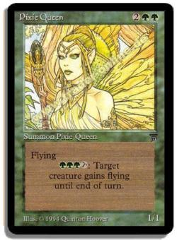 Pixie Queen, ital.