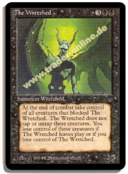 The Wretched, ital.