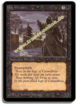 Bog Wraith, Collectors