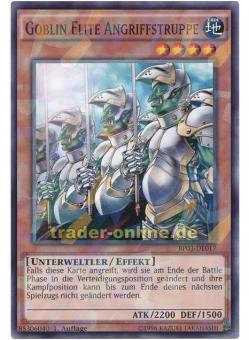 Goblin Elite Angriffstruppe Shatterfoil