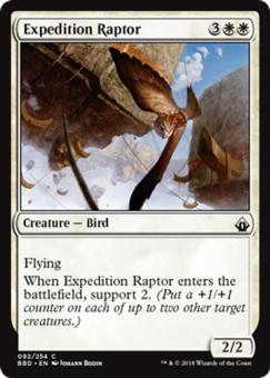 Expedition Raptor (Expeditionsraubvogel)