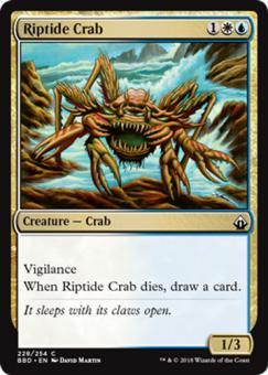 Riptide Crab (Springflutkrabbe)