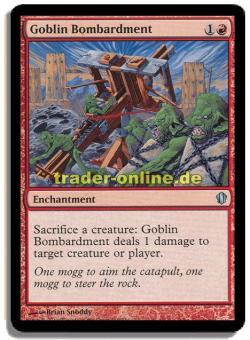 Goblin Bombardment (Goblin-Bombardierung)