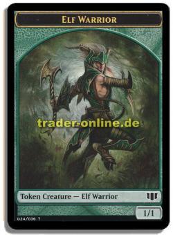 Token - Elf Warrior