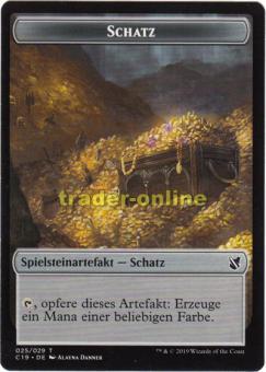 Spielstein - Schatz