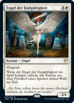 Engel der Endgültigkeit