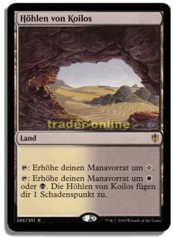 Höhlen von Koilos