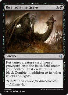 Rise from the Grave (Von den Toten auferstehen)