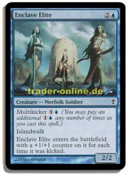 Enclave Elite (Elite der Enklave) englisch