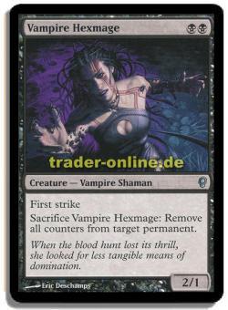 Vampire Hexmage (Vampirische Fluchmagierin) englisch