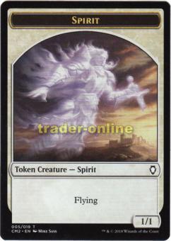 Token - Spirit (Flying 1/1)