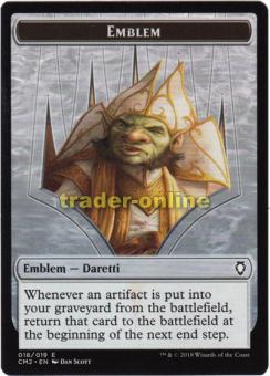 Token - Emblem Daretti