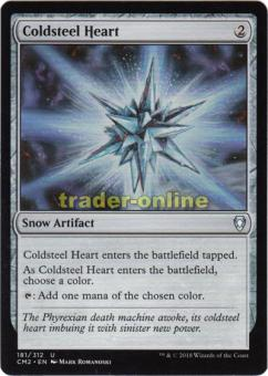 Coldsteel Heart (Herz aus kaltem Stahl)
