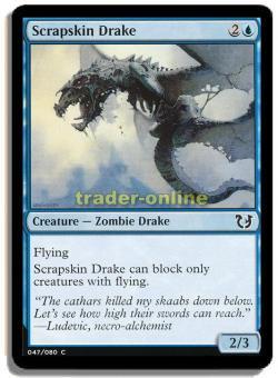 Scrapskin Drake (Hautfetzen-Sceada)