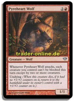 Pyreheart Wolf